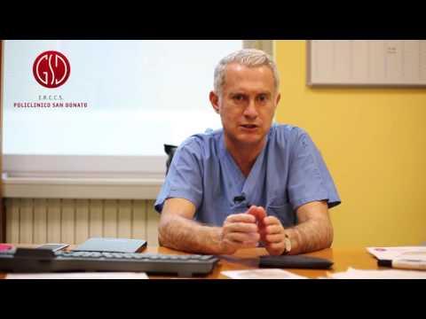 Operazione ripetuta di vene varicose