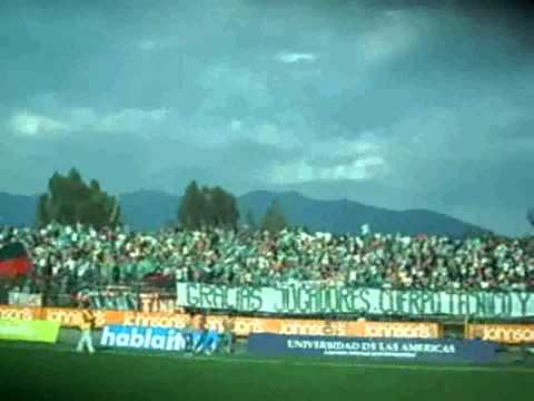 """""""Salida Los Tanos Vs Puerto Montt."""" Barra: Los Tanos • Club: Audax Italiano"""