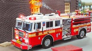 Мультики про машинки. Пожарные машины Мультфильм. Мультики для детей Все серии подряд