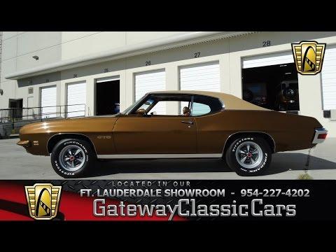 Video of '71 GTO - KRAP