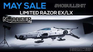 MAY SALE - MISC Razor Variants - Warbond LTI AGAIN - CIG we need to talk - Star Citizen