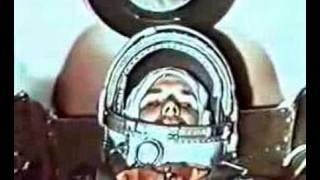 Юрий Гагарин. 12 апреля 1961 г./Yuri Gagarin. 12 april 1961