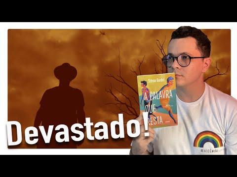 A PALAVRA QUE RESTA, de Stênio Gardel