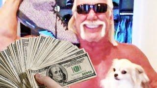 Hulk Hogan's Ridiculous Salary Revealed!