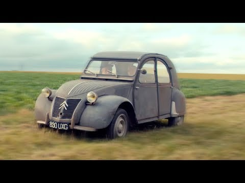A Citroen 2CV Challenge | Top Gear: Series 25