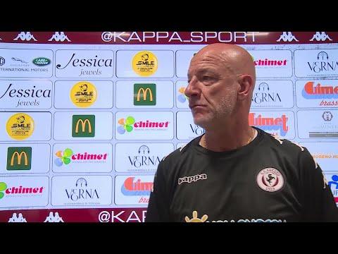 Coppa Italia / Arezzo-Foligno 0-1, intervista a mr Mariotti
