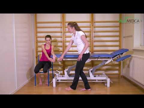 Ćwiczenia w atrofii mięśni łydek