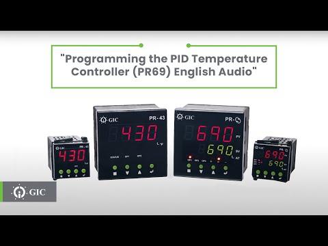 GIC PID Controller - Temperature Controller