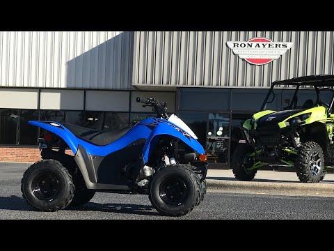 2021 Kawasaki KFX 50 in Greenville, North Carolina - Video 1