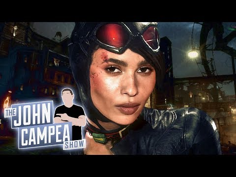 New Batman Has A New Catwoman In Zoe Kravitz - The John Campea Show