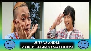 Sule dan Andre: Main Tebakan Nama Politisi, Ahmad Dani di Bilang Ahmad Musadek