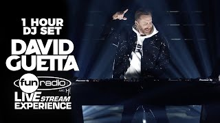 David Guetta - Live @ Fun Radio Live Stream Experience 2021