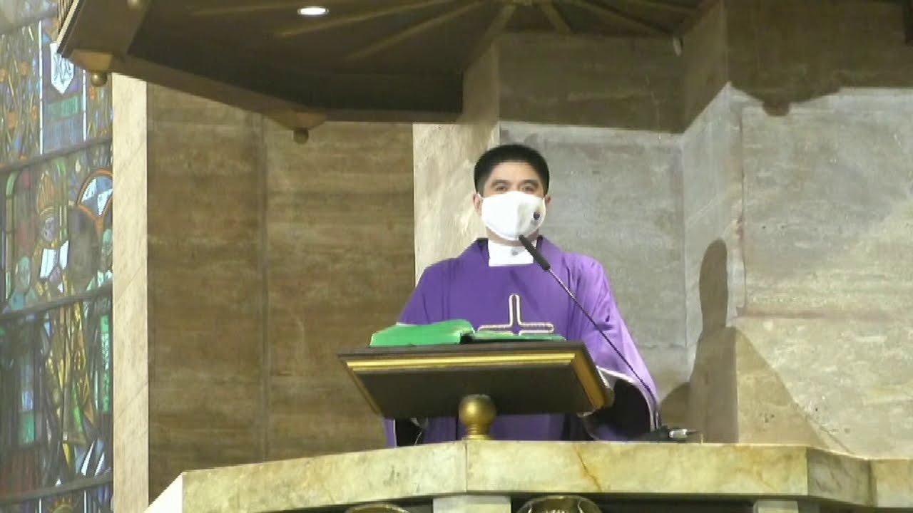 Catholic Daily Mass at the Manila Cathedral - 19th February 2021 (7:30am)