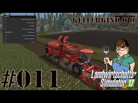 Landwirtschafts-Simulator 17 #011 - Monster Maschine ★ EmKa plays Farming Simulator 17 [HD|60FPS]