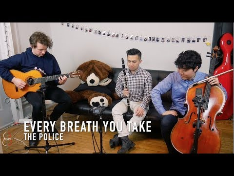 EVERY BREATH YOU TAKE | The Police || JHMJams Cover No.326