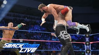 Hype Bros vs. The Ascension - Survivor Series Qualifying Match: SmackDown LIVE, Oct. 25, 2016