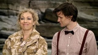 Every Time River Says 'Hello Sweetie' And 'Spoilers' 💫 DOCTOR WHO - RIVER SONG