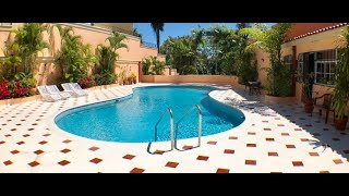 preview picture of video 'Cuesta Hermosa III, Prestigiosa, Exclusiva y Lujosa Residencia con Impresionante Piscina. ID. 1949'
