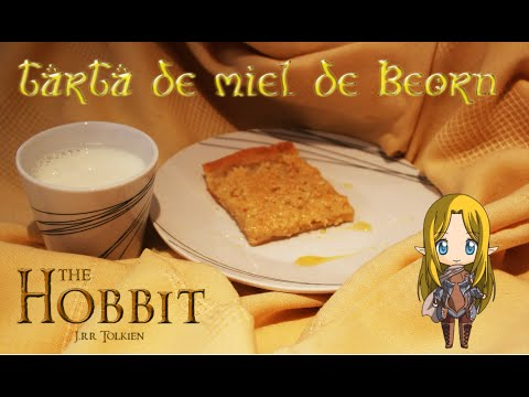Dulces de Beorn - El Hobbit -