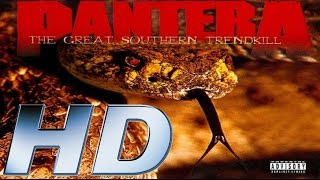 Full Album - PanterA - The Great Southern Trendkill - HD AUDIO (REMASTERED)