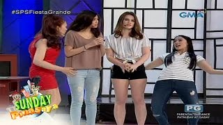 Sunday PinaSaya: Si Mama Ai-wa, May Bagong Recruit!