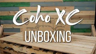Coho XC Unboxing