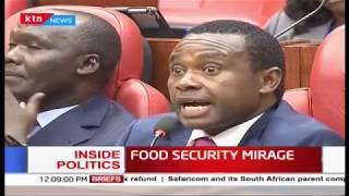 Inside Politics: Food security mirage