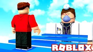 Roblox Escape The Dentist Obby Escape The Evil Dentist In Roblox Free Online Games