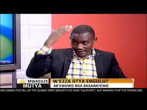 Ab'ewuwo nga basaanyewo, w'ezza otya engulu?