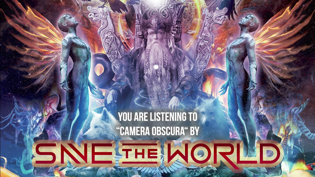 SAVE THE WORLD - Camera obscura