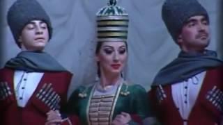"""""""Кабардинка"""" ансамблым и концерт, 2016 гъэ"""