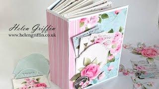 Tutorial | Abigail Paper Bag Mini Album