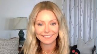 Kelly Ripa CRIES Explaining Why Her Kids 'Won't Hug' Her