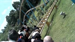 preview picture of video 'Motorbike Coaster - Chimelong Paradise'