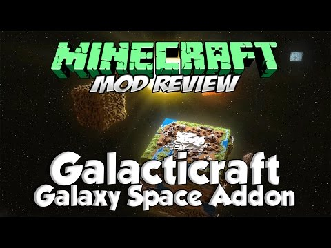 GALACTICRAFT MOD - Galaxy Space Addon [Forge][1.7.10][Español]