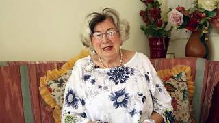 The fear of the Lord (Video message from Maria - english)