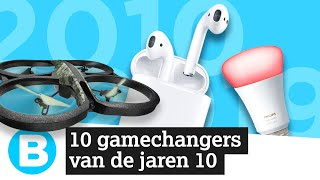 TOP 10: de belangrijkste gadgets van dit decennium
