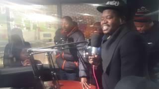 Mashabela Salesman DjFinzo Malome shorty Shaun Dihoro CUT Campus ... Radio Drive #BotsisaBopapago
