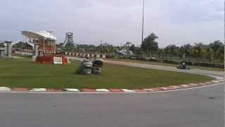 DRB-Hicom Kart Championship Official Training 1