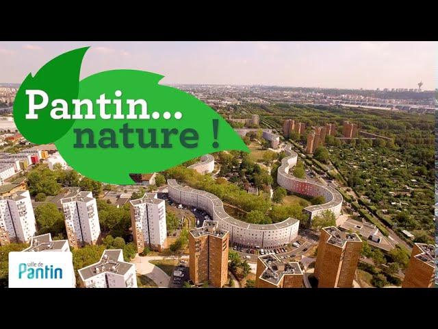 Pantin... nature ! Aux Courtillières, 2020