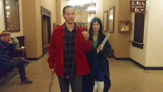 The Shining Hotel! - Then & Now