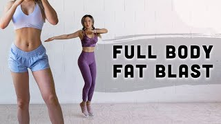 Best Full Body Workout To Lose Fat 💪🏽20 Mins | 28 Day Challenge