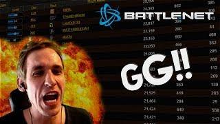 WarCraft 3 Майкер против BattleNet 13.08.18 2 часть