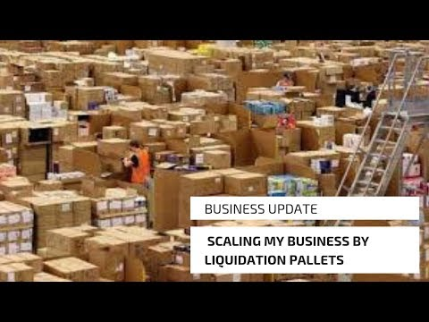 Liquidation Pallets and Wholesale SCALING YOUR ONLINE BUSINESS UPDATE why??