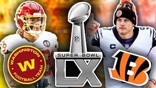 PREDICTING The Next 5 Super Bowl MATCHUPS and WINNERS (2021-2025)