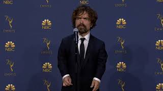 Peter Dinklage Recalls the 'Very Sad' Final Day of Shooting 'Game of Thrones'