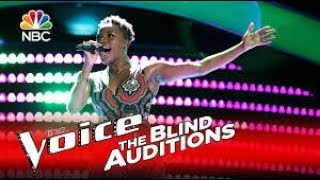 Simone Gundy - I (Who Have Nothing) (The Voice Blind Audition 2016)