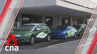 2,000 Grab drivers volunteer to ferry healthcare workers to and from hospitals