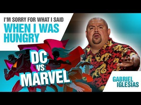DC versus Marvel