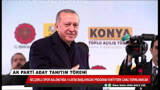 Ak Parti'nin Konya ilçe Belediye Başkan Adayları kamuoyuna açıklanacak